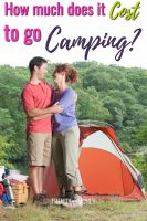 what does camping cost