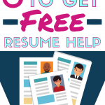 get your resume reviewed for free