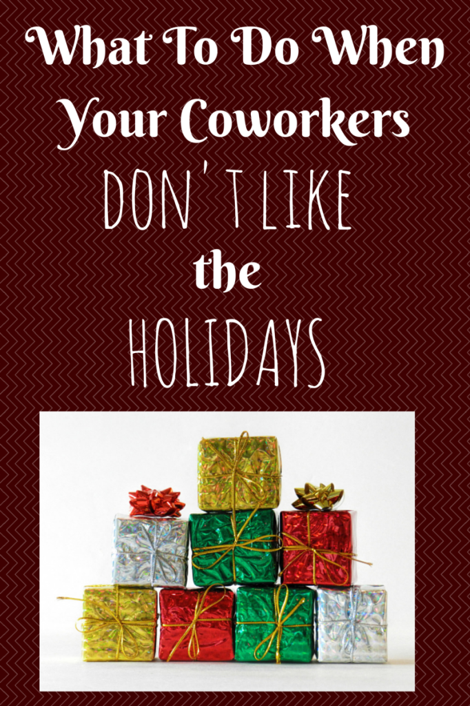 How to Handle Office Politics During the Holidays via @sunburntsaver