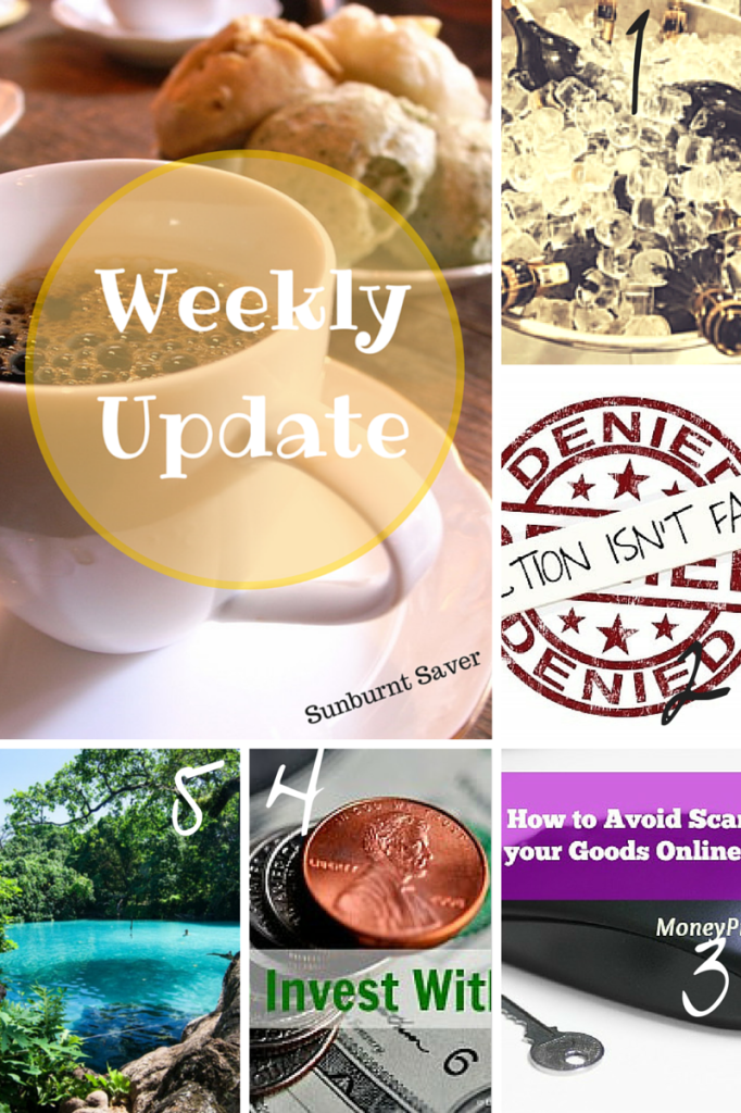 The Sunburnt Saver Weekly Update and Best of the Web catch up! If you missed any posts from around the PF-blogosphere, catch up here! via @sunburntsaver
