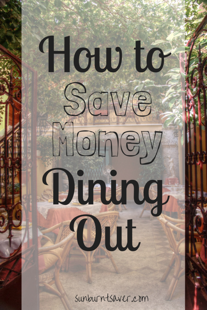 Want to dine out and not break your budget? Here are some savvy ways to save money dining out that are delicious and frugal!