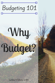 Budgeting might not be a fun or sexy topic, but it's a really important skill everyone should learn! Join our Budgeting 101 series this month to improve your skills!