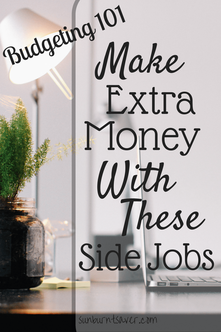 Need to make some extra cash to help out your budget or plan for an exciting vacation? Here are some ways to earn extra money!