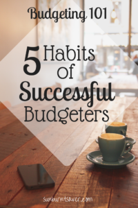 Do you want to get better at managing your budget? You won't want to miss these 5 tips to be a successful budgeter!