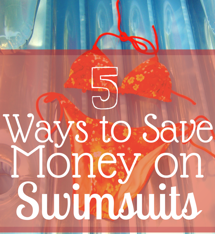 5 Ways to Save Money on Swimsuits