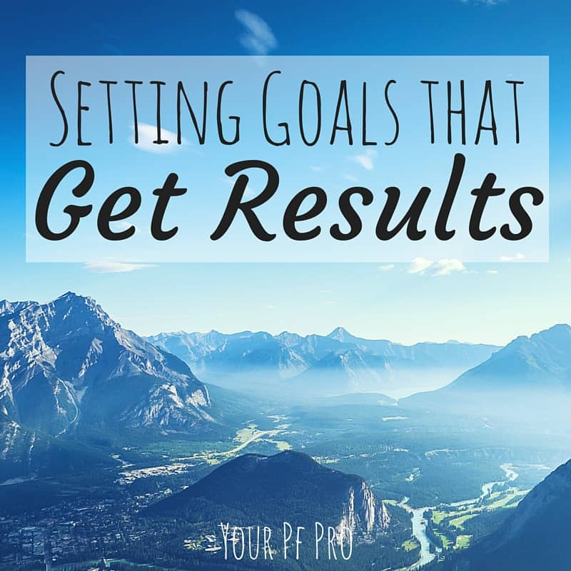 How to Successfully Set Goals