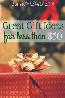 Looking for some affordable gifts to get loved ones this year? Look no further than this gift guide from our regular contributor, Anum!