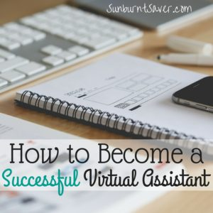 Want to become a virtual assistant, but don't know where to start? Here's how to get started on becoming a successful virtual assistant!