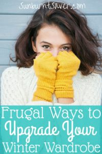 Looking for a frugal way to update your winter wardrobe? Contributor Anum Yoon has budget-friendly ideas for you!