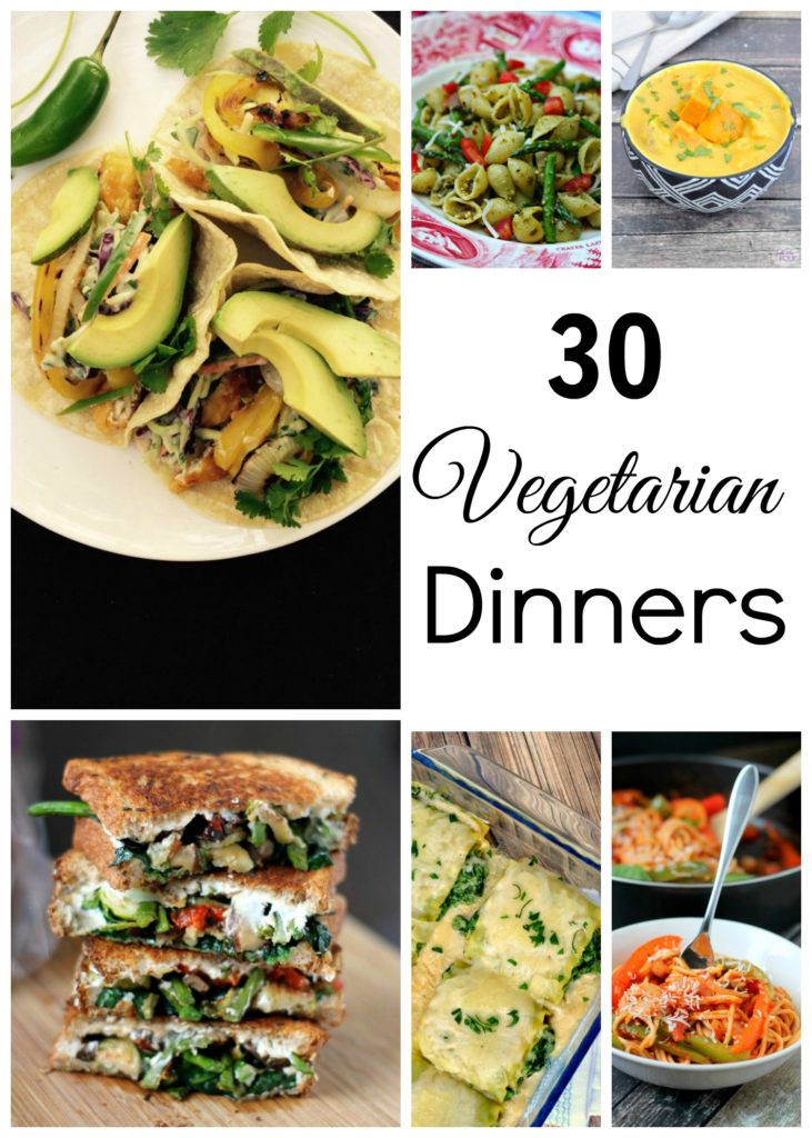 Looking for delicious and frugal vegetarian dinners? Look no further! #23 is my favorite!