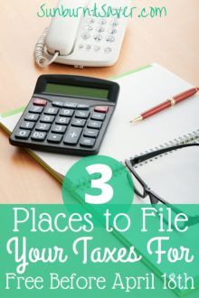 Looking to file your taxes for free? Here are 3 ways you can file your taxes for free!