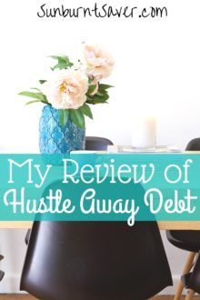 Before we close out National Financial Literacy Month, check out my review of David Carlson's new book, Hustle Away Debt!