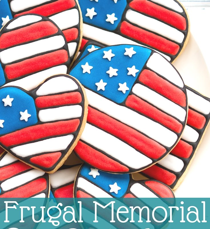 Frugal Memorial Day Party Ideas