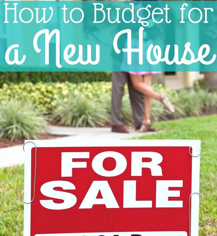 How to Budget for a New House