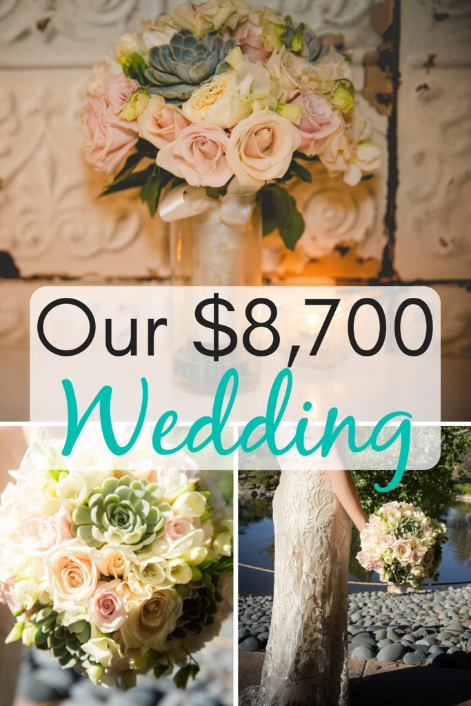 budget breakdown wedding