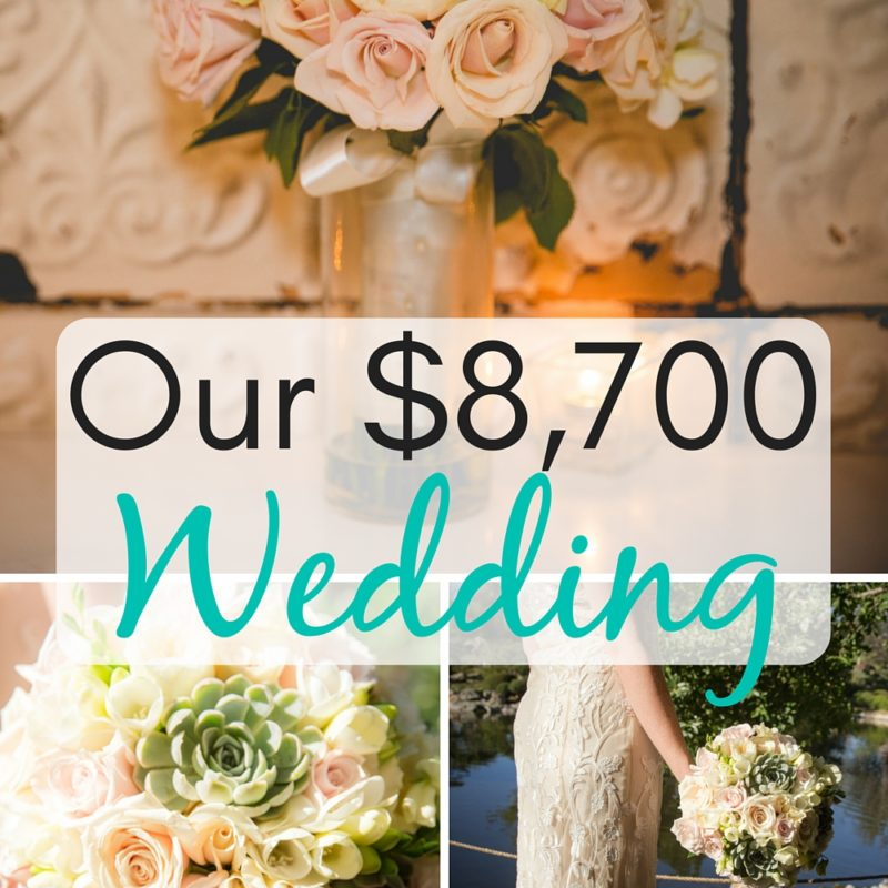 Our Wedding Budget Breakdown (and Photos!)