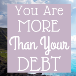 If you have a lot of student loan debt, you may feel helpless, overwhelmed, or even worthless. You are more than your debt - here's why.
