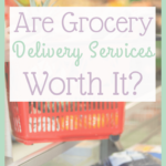 Are grocery delivery services worth it? That depends on a few things, including sales offered by your grocery store and your ability to avoid impulse buys!