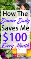 Are you looking for meals that are easy to make, budget-friendly, delicious and healthy? You should check out The Dinner Daily - my review here!