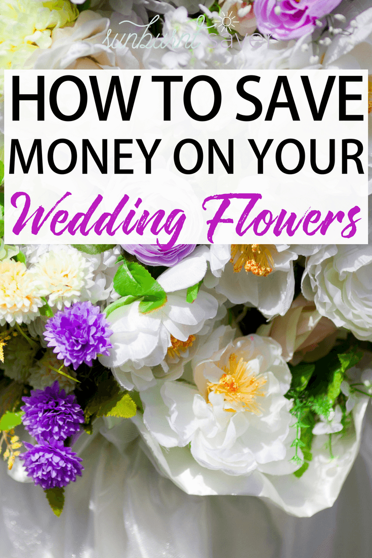 Looking for ways to stick to your #wedding budget? Here are 7 tips for keeping your wedding flowers cheap and gorgeous!