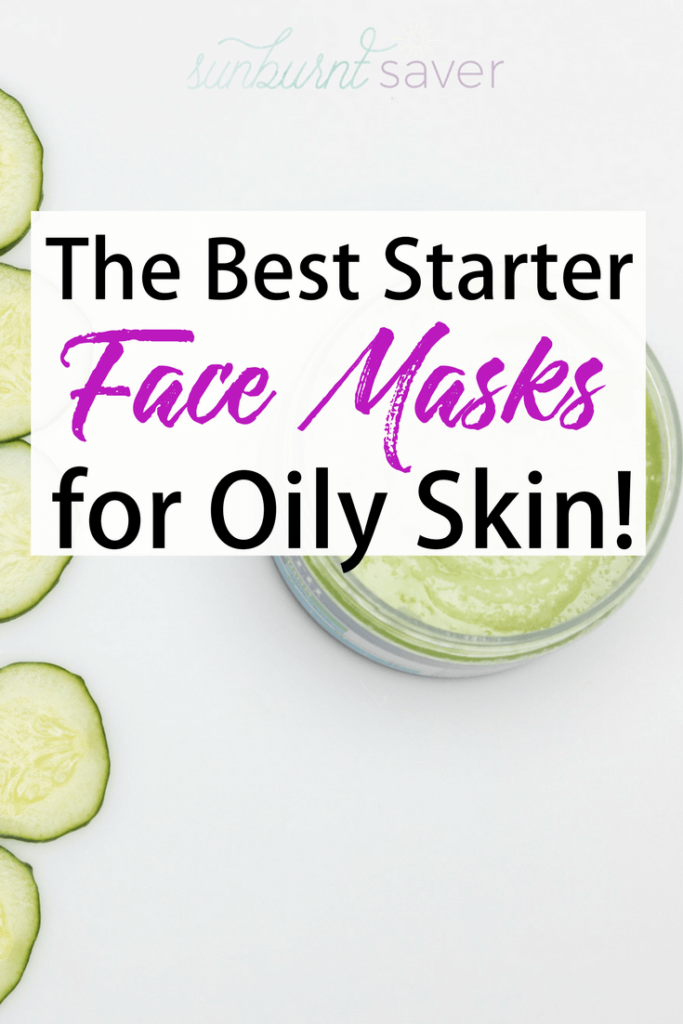 Looking for an affordable face mask to control oil? You've come to the expert on oily faces! These starter face masks for oily skin are affordable and they work!
