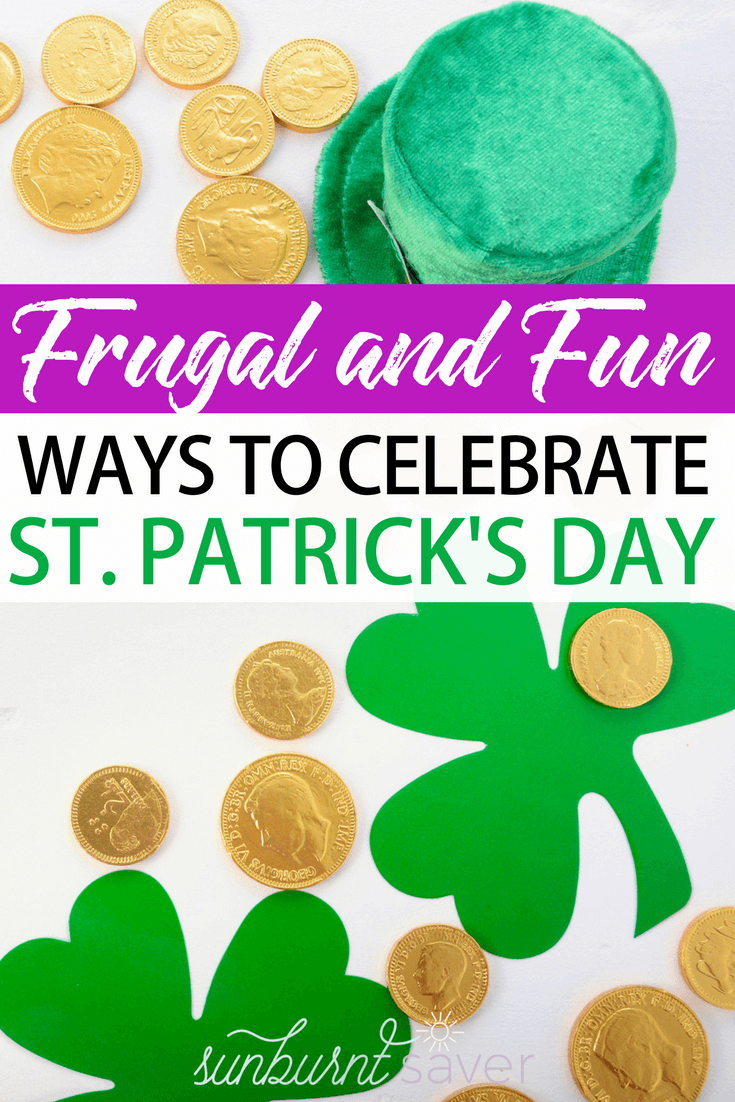 Looking for a reason to get festive? Hooray for St. Patrick's Day then! You don't need a pot of gold to enjoy these frugal St. Patrick's Day fun activities - just a little enthusiasm and creativity to celebrate St. Patrick's Day with loved ones (and a cold drink of Guinness!)