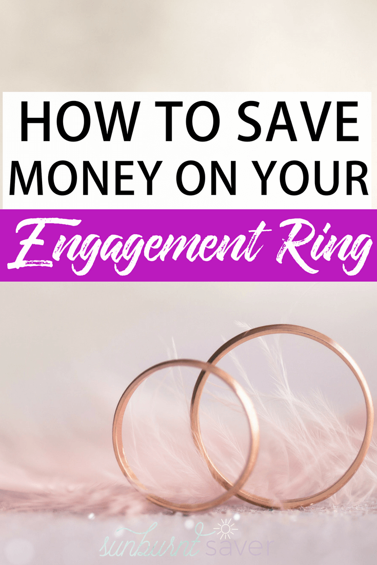Engagement rings and wedding rings can cost a fortune - but they don't have to. Here are some tips on how we saved money on our engagement and wedding rings, and how you can too! Also - do you REALLY need an engagement ring? My thoughts here!