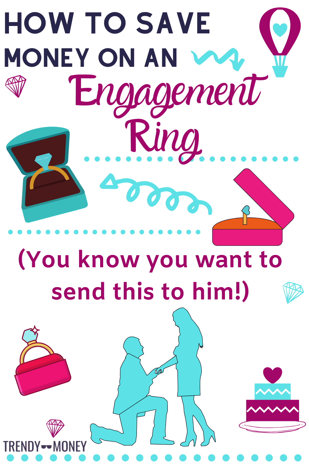 save money on engagement ring