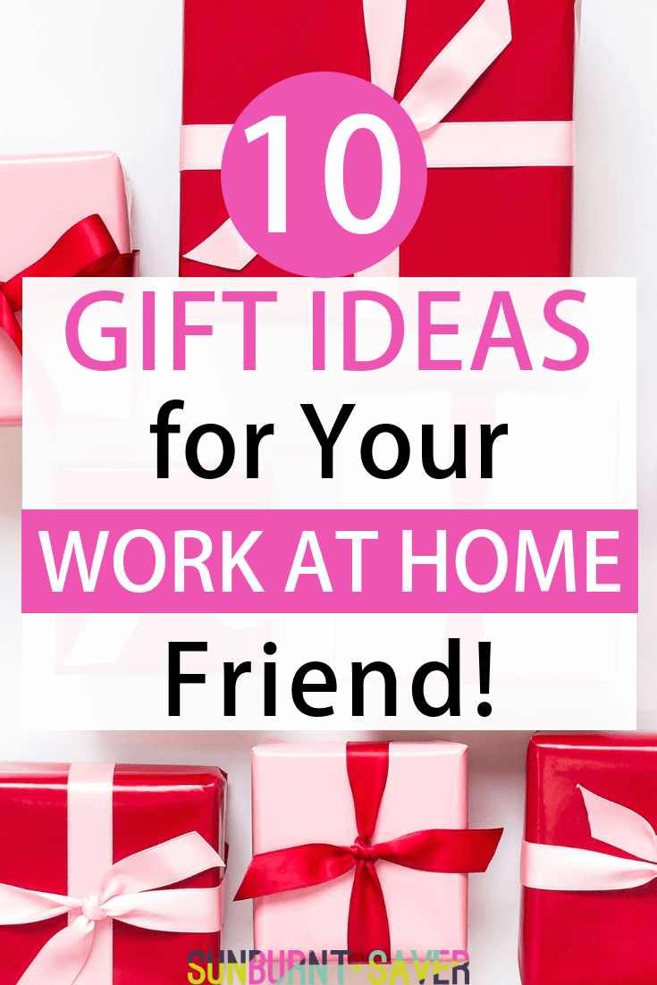 Holiday Gifts for Your Work at Home Friend